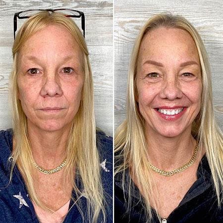 permanent powder eyebrows boca raton